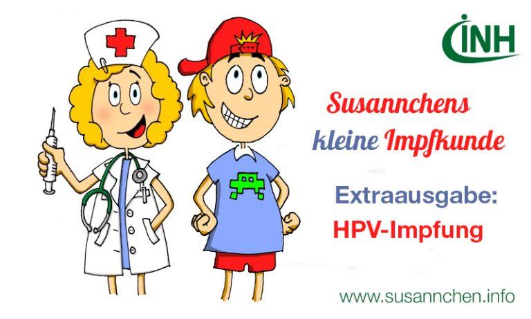 Wichtig – Die HPV-Impfung – auch für Jungen!