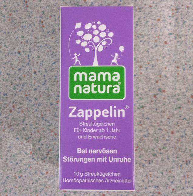 Zappelin, homöopathisches Arzneimittel – Was soll das?